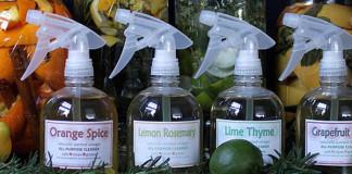 Domáce čistiace prostriedky s prírodnými vôňami | Návody a rady