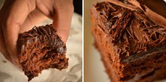 Čokoládový koláč, na ktorý nepotrebujete vajíčka | Vegan recept