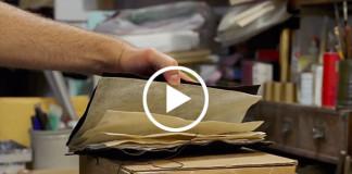 Výroba knihy kedysi v dávnej histórii | Postup