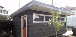 Premena garáže na obývateľný minidom