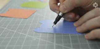 Knižné záložky z papiera | DIY návod ako si ich vyrobiť