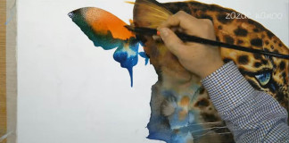 Maľovanie akvarelom alebo pastelom | Sung Ho Lee aka Zazac Namoo