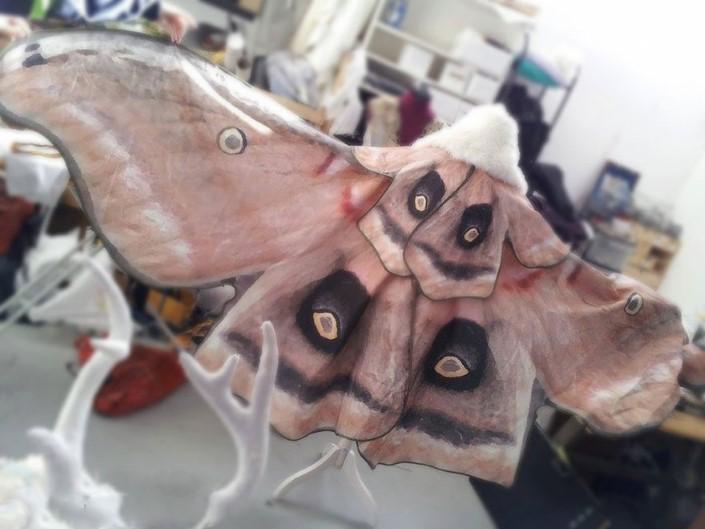 Alassie rucne malovane satky motylie kridla 12