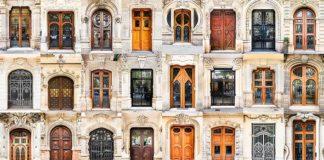 Krása dverí a okien | Andre Vicente Goncalves