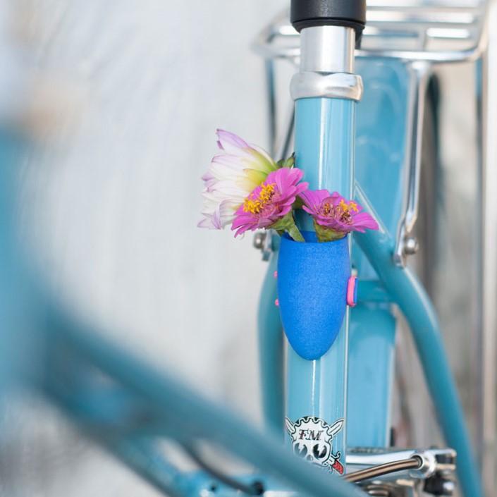 Colleen Jordan Wearable Planter kvetinace a vazy na bicykel 4