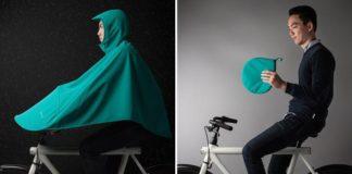 Boncho | Vodeodolné poncho pre cyklistov