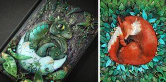 Obaly kníh z FIMA spod rúk kreatívnej Aniko Kolesnikova