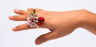 Kvetinové prstene, ktoré si naaranžujete podľa seba | Gahee Kang