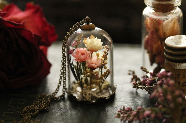 Kay Bells handmade sperky miniaturne teraria 1