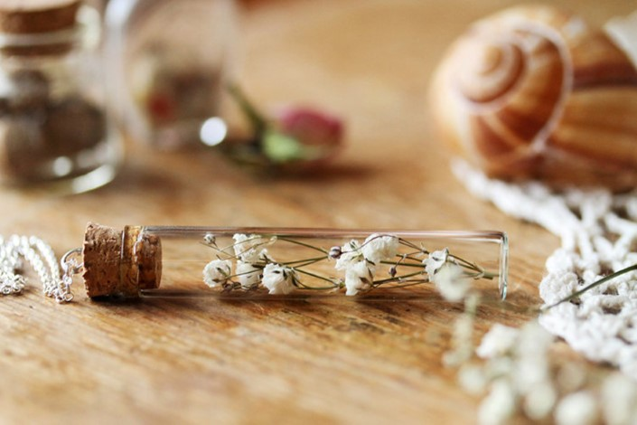 Kay Bells handmade sperky miniaturne teraria 17