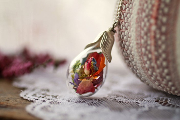 Kay Bells handmade sperky miniaturne teraria 25