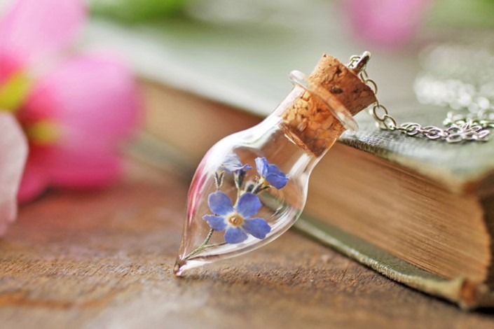 Kay Bells handmade sperky miniaturne teraria 4