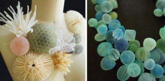 Mariko Kusumoto a jej šperky inšpirované podmorským svetom
