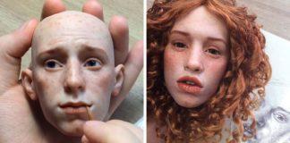 Realistické bábiky, aké ste ešte nevideli | Michael Zajkov