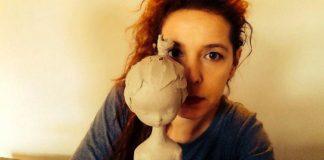 Papierové sochy lolít a iné diela z papiera | Maria Rita