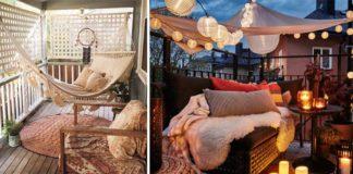 Ako si zariadiť a zútulniť balkón | 25 nápadov pre inšpiráciu