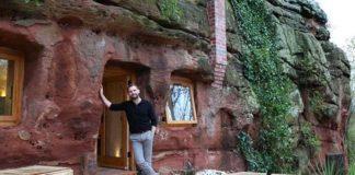 Premena jaskyne na neuveriteľný domov | Angelo Mastropietro