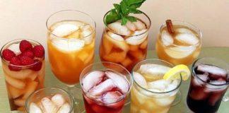 Ochutené ľadové čaje, ktoré nemusíte variť! | Nápady na recepty