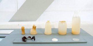 Biologicky rozložiteľná fľaša z morských rias | Ari Jonsson