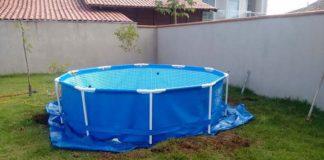 Bazén s drevenou terasou | Kreatívny nápad ako vylepšiť bazén