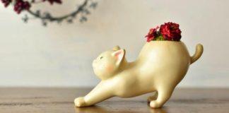 Ručne vyrábané kvetináče s motívom zvierat, ovocia či stromov
