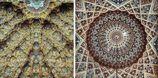 Najkrajšie zdobené stropy z celého Iránu | Prepracované bohatstvo