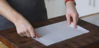 Ako vystlať kruhovú formu na pečenie | DIY nápad s návodom