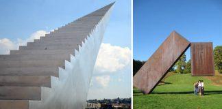 20 úžasných sôch, ktoré popierajú zákony gravitácie