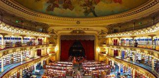 Divadlo premenené na kníkupectvo | El Ateneo Grand Splendid