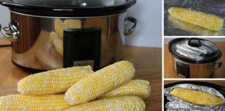 Kukurica pripravená v pomalom hrnci | 6 zdravých receptov