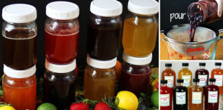 Ovocno-bylinkové sirupy | 8 domácich receptov bez varenia