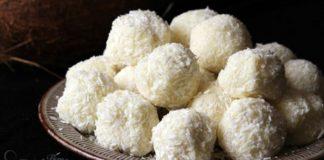 Truffles z bielej čokolády a kokosu   Recept, ktorý si zamilujete
