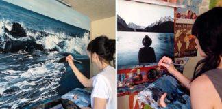 Andreea Berindei | Z jej diel priam dýcha zanietenie a emócia