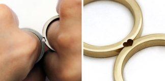 CADI Jewelry vyrábajú prstene, ktoré dávajú zmysel, len keď sú spolu