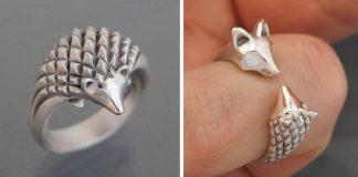 Strieborné a bronzové šperky inšpirované zvieratami | Michael Tatom
