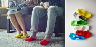 Fondue topánky dokonale kopírujú tvar chodidla | Satsuki Ohata