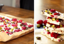 Mrazené jogurtové kúsky Yogurt Bark | V lete osviežia, v zime potešia