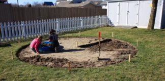 Patio s ohniskom | Jednoduchý nápad, ktorý vám zmení celú záhradu