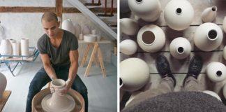 Fascinujúca tvorba keramiky šikovného hrnčiara Tortus Copenhagen