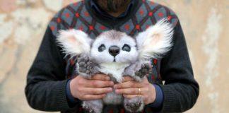 Muž samouk ručne vyrába roztomilé plyšové stvorenia | Nafantano