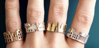Prstene inšpirované architektúrou metropol sveta | Ola Shekhtman