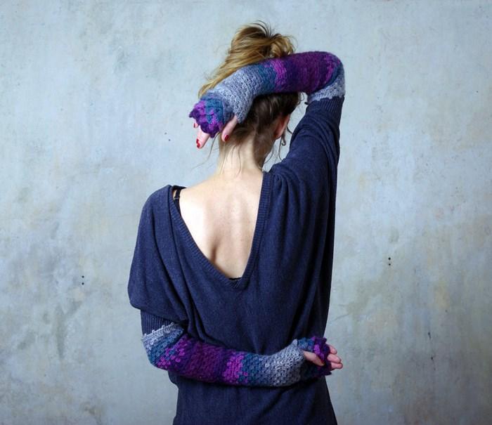hackovane-a-pletene-dracie-rukavice-zahreju-bezprstove-farebne-6