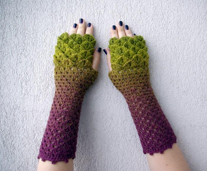 hackovane-a-pletene-dracie-rukavice-zahreju-bezprstove-farebne-7