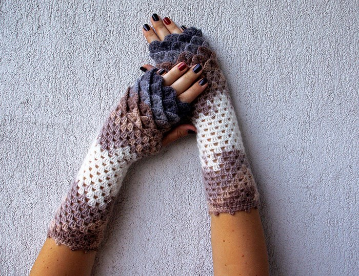 hackovane-a-pletene-dracie-rukavice-zahreju-bezprstove-farebne-8