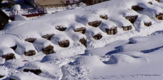 Pivničky v Liptovskej Tepličke pripomínajú hobitie domčeky