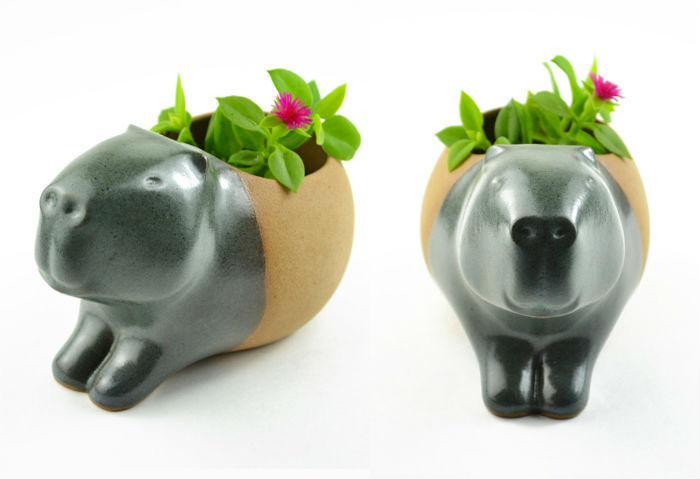 sao-paulo-keramicka-vyraba-hlinene-kvetinace-kapybara-velryba-lenochod-mravenciar-5