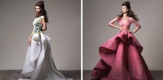 Šaty, v ktorých sa bude každá žena cítiť ako kráľovná | Saiid Kobeisy