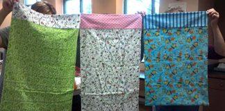 Vankúšové matrace pre deti vyrobíte za pár minút | DIY nápad a návod