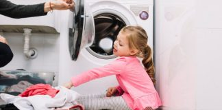 Domáce práce pre deti podľa veku podľa Marie Montessori