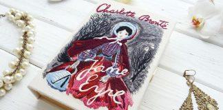 Vyšívané obálky kníh, ktoré rozhodne upútajú | Mrs. Chaplin Book Clutches